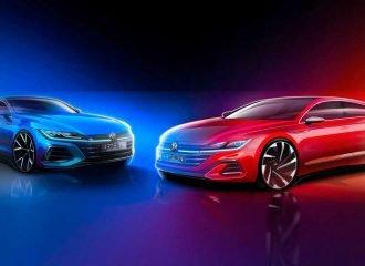 Έρχεται το νέο VW Arteon και σε Shooting Brake