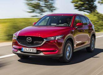 Οι τιμές του νέου Mazda CX-5 στην Ελλάδα