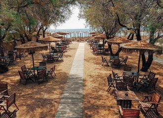Agrari Beach Bar & Restaurant στη Μύκονο