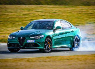 Πόσο κάνει η νέα Alfa Romeo Giulia Quadrifoglio;