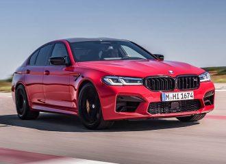 Πόσο κάνει ο ίππος στη νέα BMW M5 χωρίς τροφή;