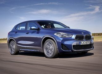 H τιμή της BMW X2 που «καίει» 1,7 λτ./100 χλμ.