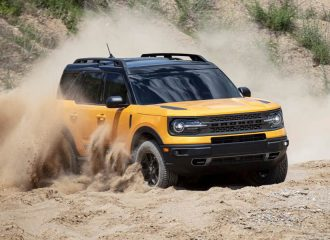 Νέα Ford Bronco Sport και «αγρίμι» εκτός δρόμου