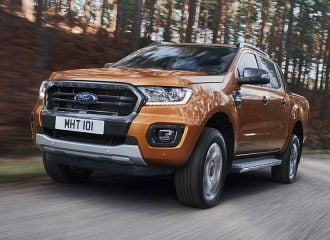 Ford Ranger Wildtrak με όφελος έως 6.500 ευρώ