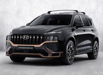 Εντυπωσιακό Hyundai Santa Fe N Performance