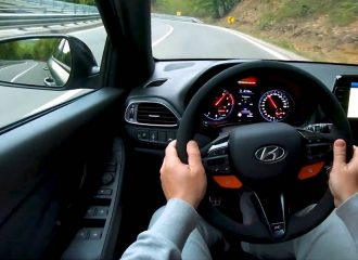 Σκασίματα με το Hyundai i30 N Project C (+video)