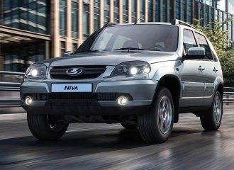 Αυτό είναι το νέο Lada Niva!