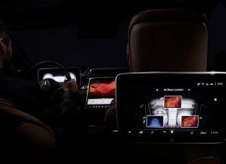 Ο ψηφιακός κόσμος της νέας Mercedes S-Class