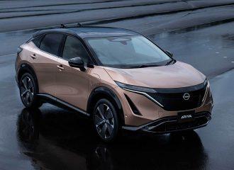 Νέο ηλεκτρικό Nissan Ariya με έως 394 ίππους