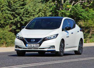 Nissan LEAF: Το μέλλον είναι εδώ!