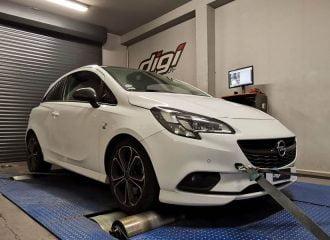 Πόσα άλογα κλέβει το Opel Corsa 1.4T 150 PS;