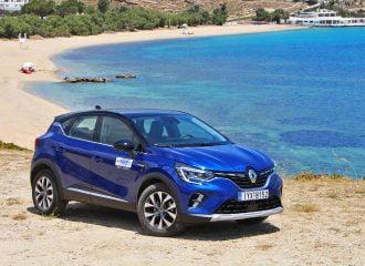 Ταξιδέψαμε στη Μύκονο με το νέο Renault Captur