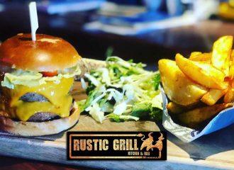 Rustic Grill Restaurant και Bar στη Μύκονο