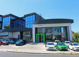 Πωλήσεις & Service Skoda στην Αγ. Παρασκευή SP Motors