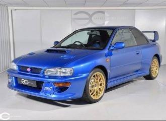 Γιατί αυτό το Subaru Impreza πωλείται 325.000 ευρώ;