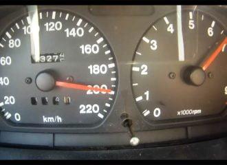 0-200 χλμ./ώρα με νορμάλ Suzuki Swift GTi (+video)