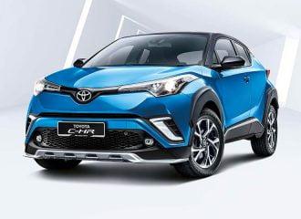 Γνωρίζετε το Toyota C-HR 1.8 λτ. 140 PS;