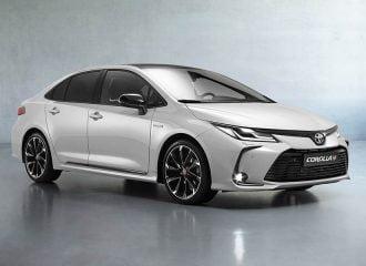 Νέο Toyota Corolla Sedan GR Sport