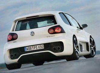 Θυμάστε το VW Golf GTI W12 650 PS;