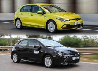 Toyota Corolla ή VW Golf στα ίδια λεφτά;
