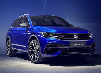 Νέο VW Tiguan και έκδοση R με 320 ίππους