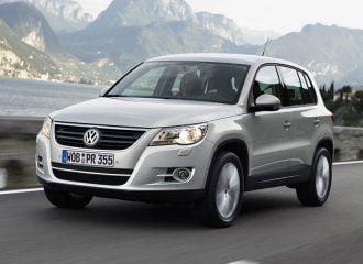 Τι καινοτομία είχε το πρώτο VW Tiguan;