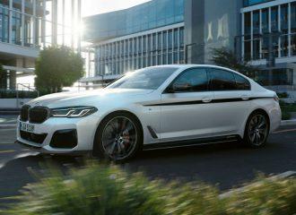 Έτοιμο το πακέτο M Performance για την BMW Σειρά 5