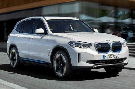 Ήρθε στην Ελλάδα η νέα BMW iX3