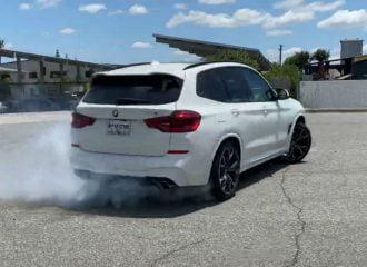 Πατέντα κάνει την BMW X3 M drift car (+video)