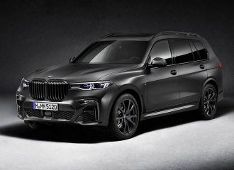 Νέα συλλεκτική BMW X7 Edition Dark Shadow