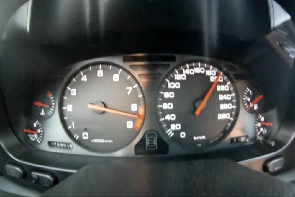 Απόλαυση στις 8.500 σ.α.λ. με Honda NSX (+video)