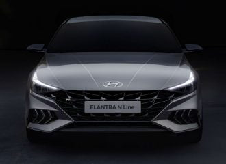 Έτοιμο να επιτεθεί το Hyundai Elantra N Line