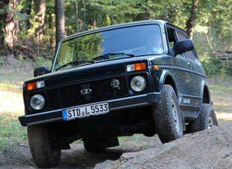 Lada Niva «Made in Germany»