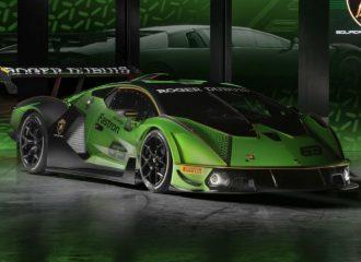 Τρομακτική νέα Lamborghini Essenza SCV12 (+video)
