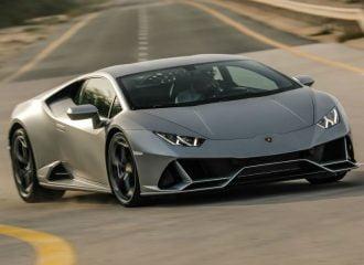 Πήρε Lamborghini με το επίδομα του κορωνοϊού!