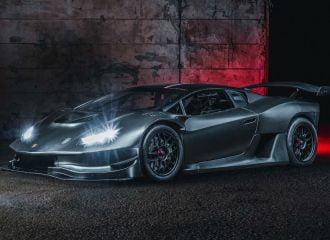 «Τρομοκρατική» Lamborghini Huracan 1200 ίππων!