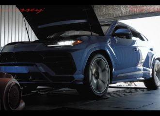 Πόσα άλογα βγάζει η Lamborghini Urus; (+video)
