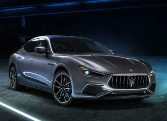 Νέα υβριδική Maserati Ghibli 2.0λτ. 330 PS (+video)