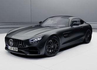 «Σκοτεινός ιππότης» η νέα Mercedes-AMG GT