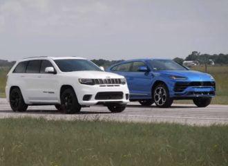 «Σκοτωμός» για τον τίτλο του ταχύτερου SUV (+video)