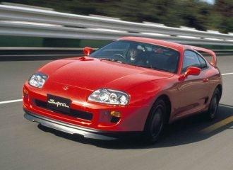 Η τεχνολογία Formula 1 της Toyota Supra