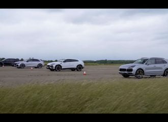 Ξεκαθάρισμα υπερ-SUV στο VW Group (+video)