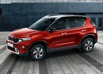 Νέο μικρό και νεανικό SUV Kia Sonet