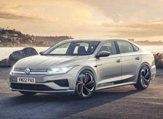 Σε premium μονοπάτια το νέο VW Passat