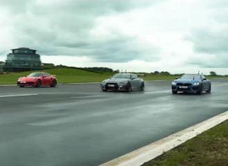 Η 911 Turbo διαλύει GT-R 660HP και M8 625HP (+video)