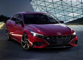 Νέο Hyundai Elantra N Line 1.6 GDI Turbo