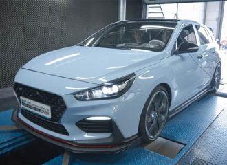 Hyundai i30 N «300άρισε» (+video)
