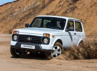 Πανάκριβη η αγορά Lada Niva στην Ευρώπη
