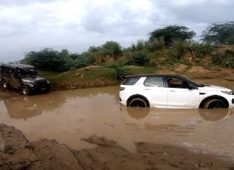 Mahindra ταπεινώνει Land Rover Discovery (+video)