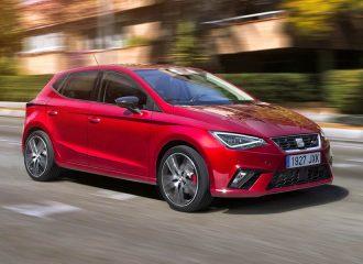 Νέο σπορ SEAT Ibiza με τον 1.5 TSI κινητήρα